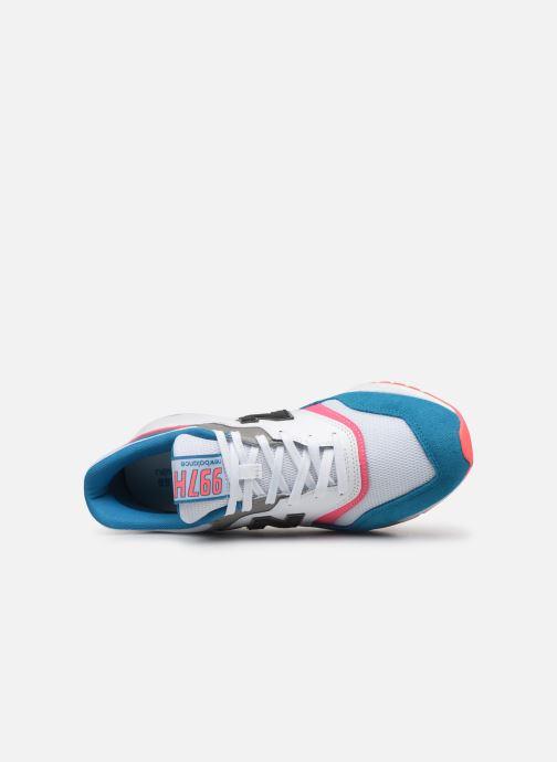 Sneaker New Balance 997 mehrfarbig ansicht von links