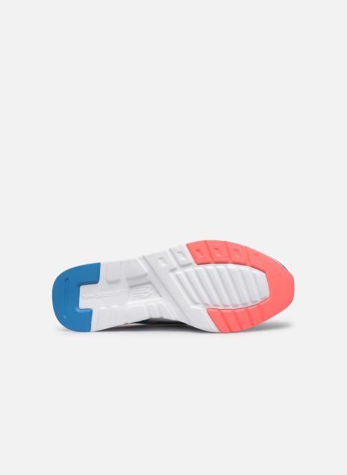Sneaker New Balance 997 mehrfarbig ansicht von oben