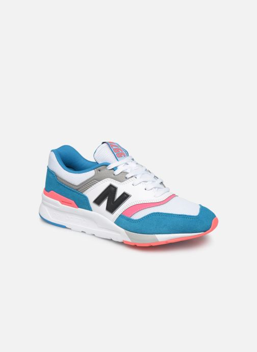 Baskets New Balance 997 Multicolore vue détail/paire