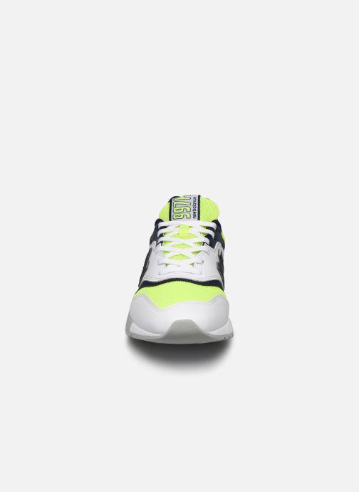 Baskets New Balance 997 Multicolore vue portées chaussures