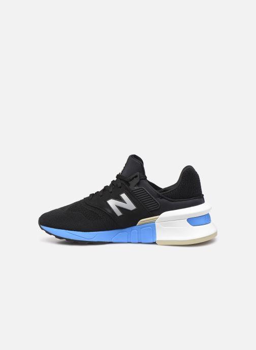 Deportivas New Balance 997 Negro vista de frente
