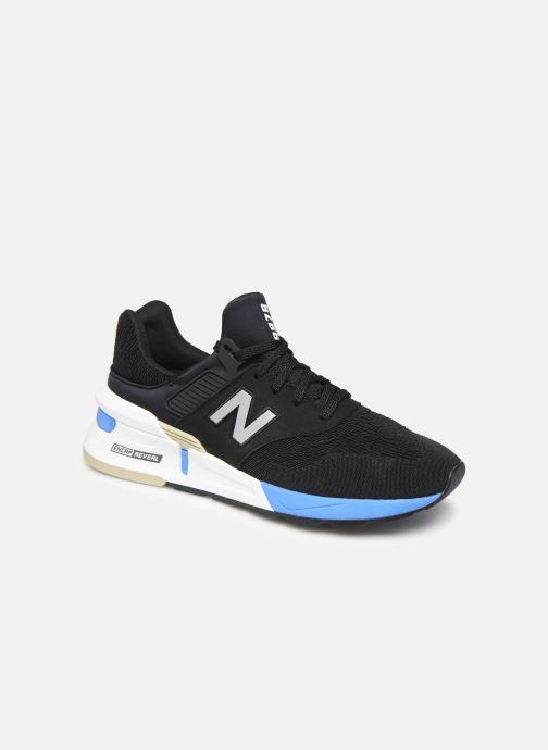 Deportivas New Balance 997 Negro vista de detalle / par