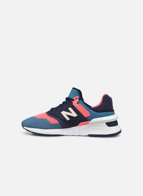Baskets New Balance 997 Bleu vue face