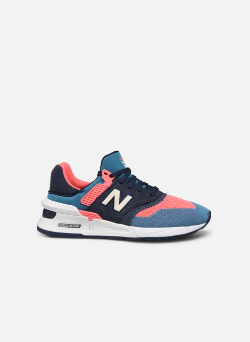 Sneakers New Balance 997 Blauw achterkant