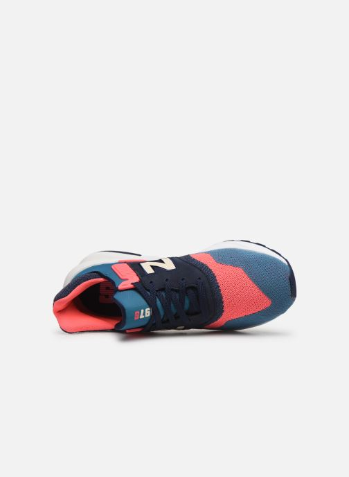 Sneakers New Balance 997 Blauw links