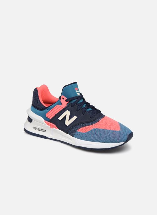 Sneakers New Balance 997 Blauw detail