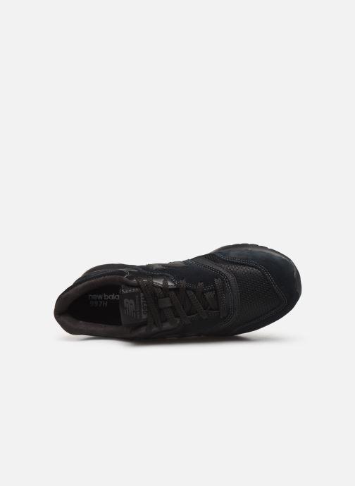 Baskets New Balance 997 Noir vue gauche