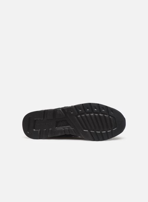 Sneaker New Balance 997 schwarz ansicht von oben