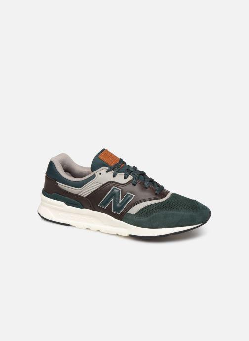 Sneaker New Balance 997 grün detaillierte ansicht/modell