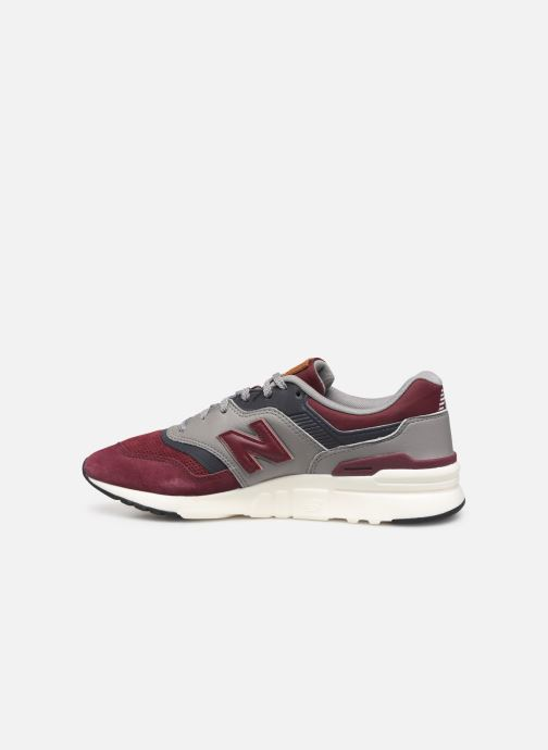 Baskets New Balance 997 Bordeaux vue face
