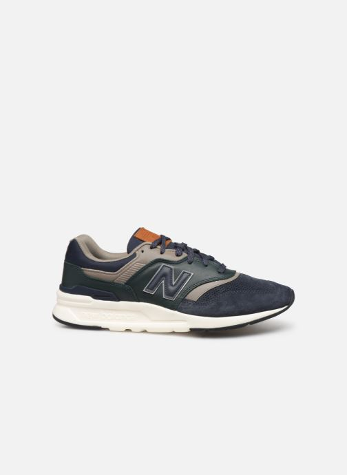 Trainers New Balance 997 Blue back view
