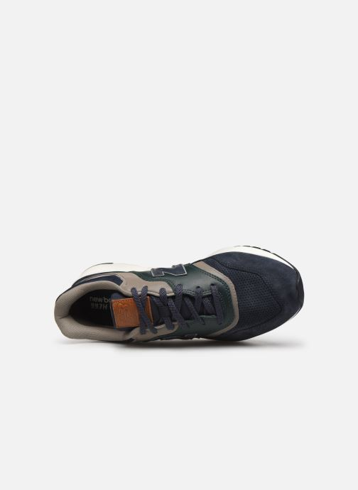 Trainers New Balance 997 Blue view from the left