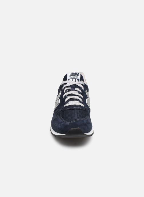 Sneakers New Balance 997 Blå se skoene på
