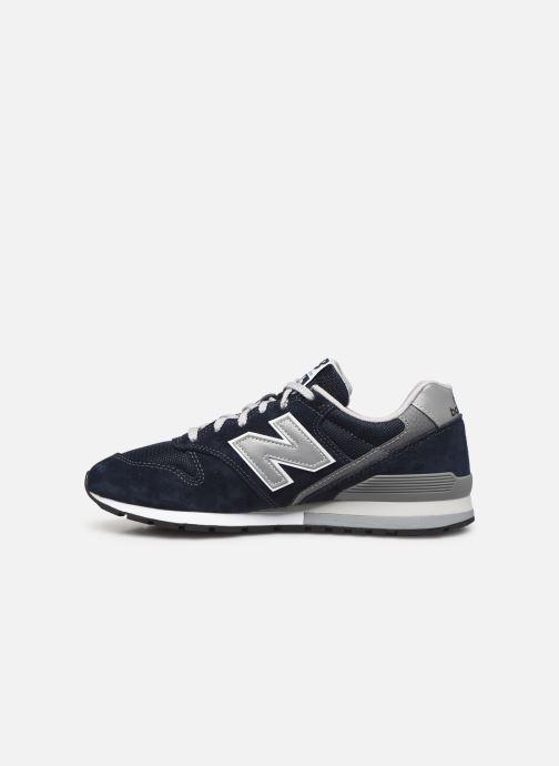 Sneakers New Balance 997 Blå se forfra