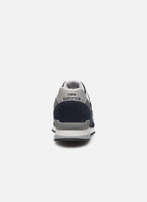 Sneakers New Balance 997 Blå Se fra højre