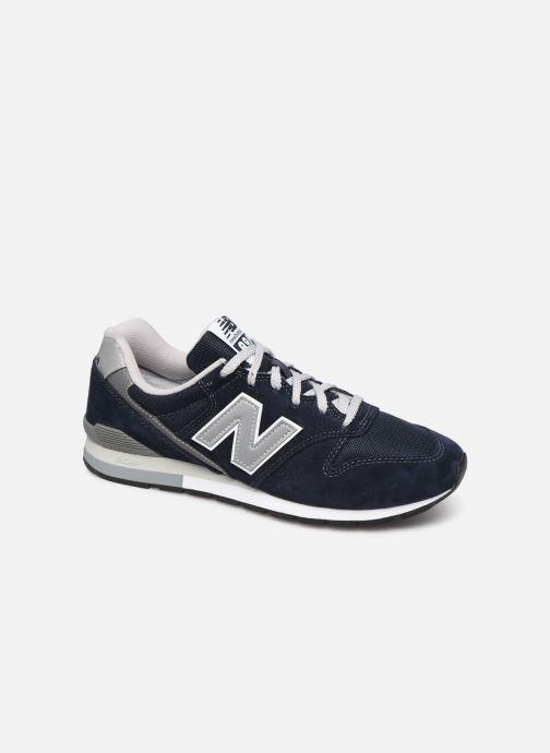 Baskets New Balance 997 Bleu vue détail/paire