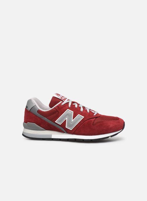 Baskets New Balance 997 Rouge vue derrière