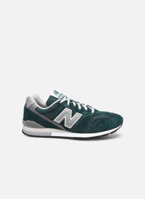 Deportivas New Balance 997 Verde vistra trasera