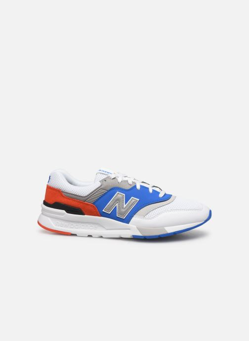 Trainers New Balance 997 White back view