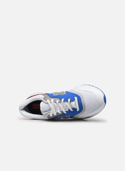 Trainers New Balance 997 White view from the left