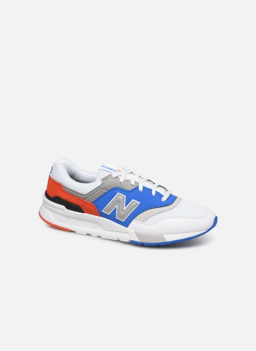 Trainers New Balance 997 White detailed view/ Pair view