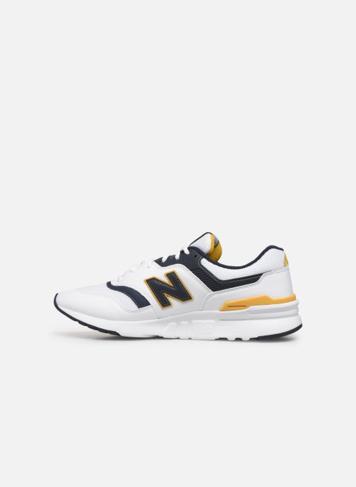 Trainers New Balance 997 White front view