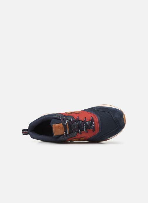 Baskets New Balance 997 Bleu vue gauche