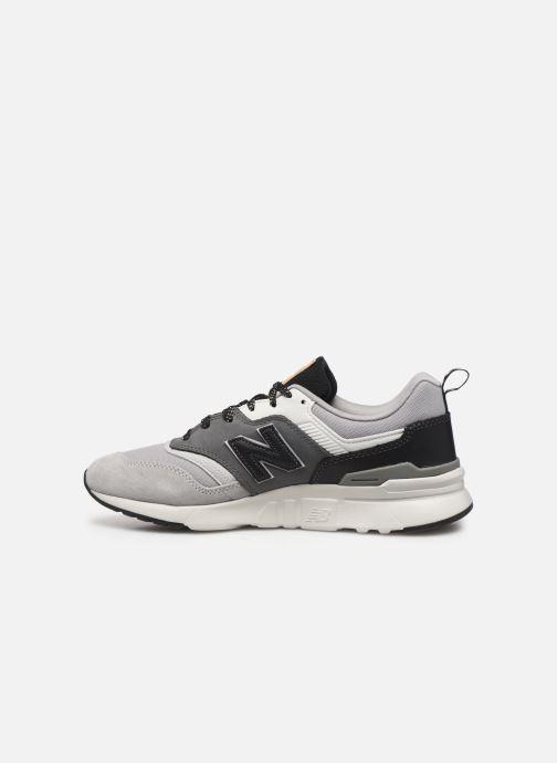 Sneakers New Balance 997 Grå se forfra