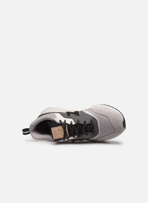 Sneaker New Balance 997 grau ansicht von links