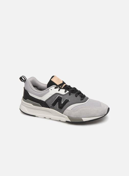 Sneakers New Balance 997 Grå detaljeret billede af skoene