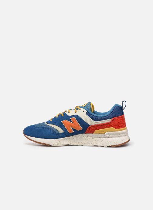 Sneaker New Balance 997 blau ansicht von vorne