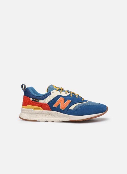 Sneaker New Balance 997 blau ansicht von hinten