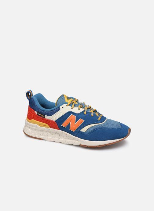 new balance 997 bleu orange
