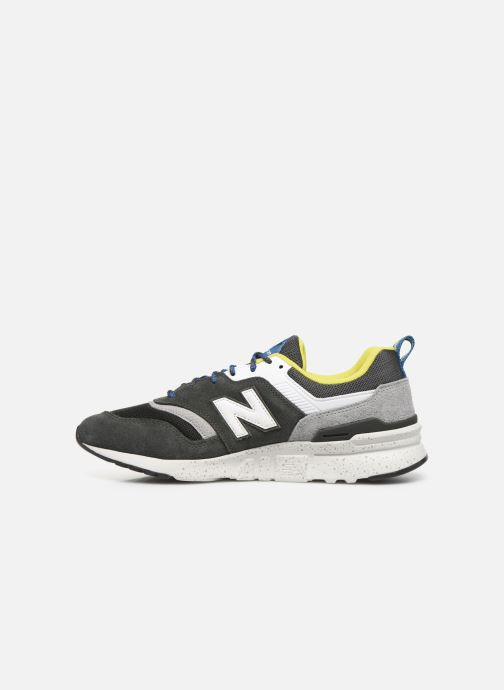 Trainers New Balance 997 Green front view