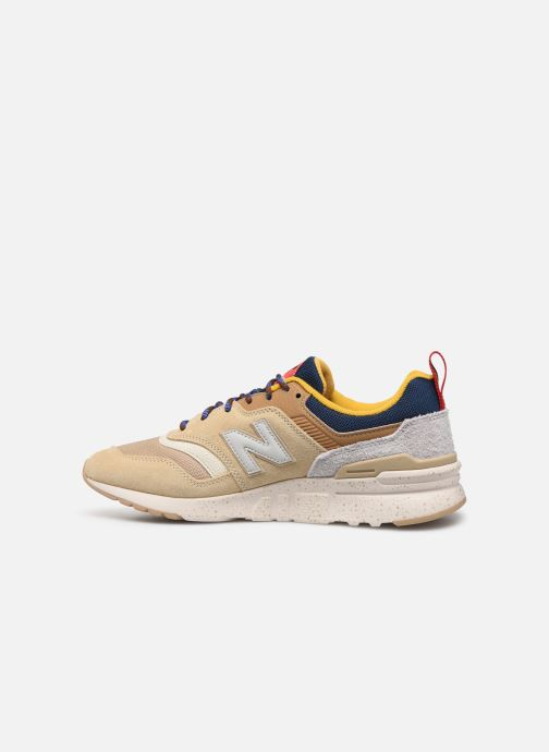 Trainers New Balance 997 Beige front view