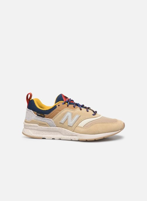 Trainers New Balance 997 Beige back view