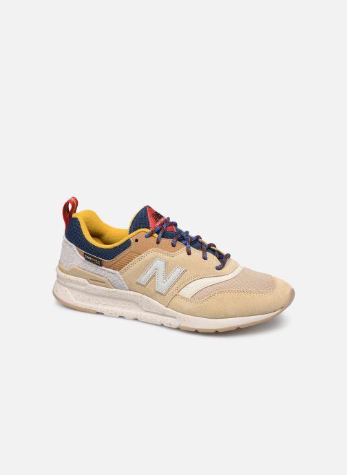 Baskets New Balance 997 Beige vue détail/paire