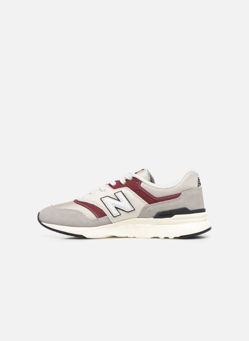 Baskets New Balance 997 Blanc vue face