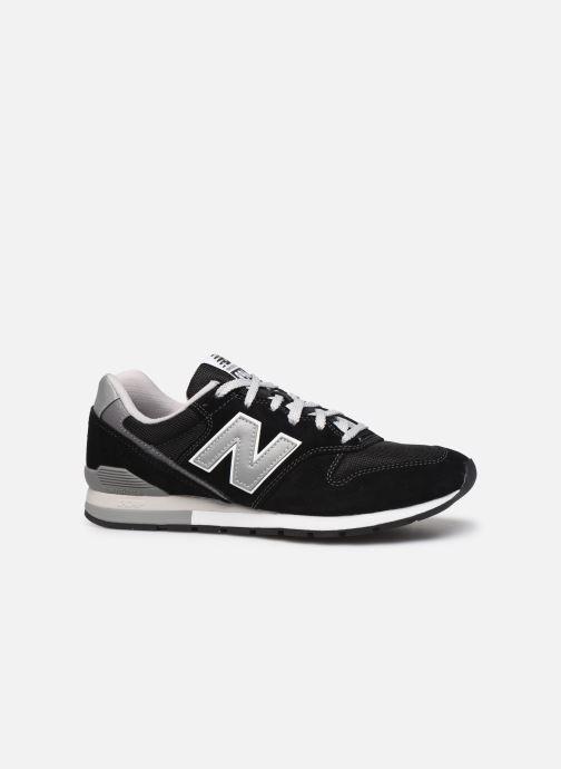 Baskets New Balance 997 Noir vue derrière