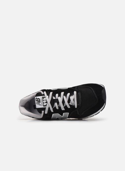 Sneaker New Balance 997 schwarz ansicht von links