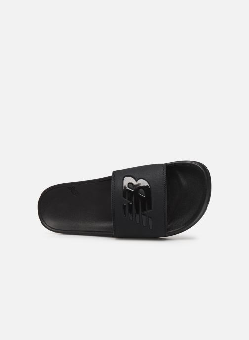 Sandals New Balance SMF200K1 Black view from the left