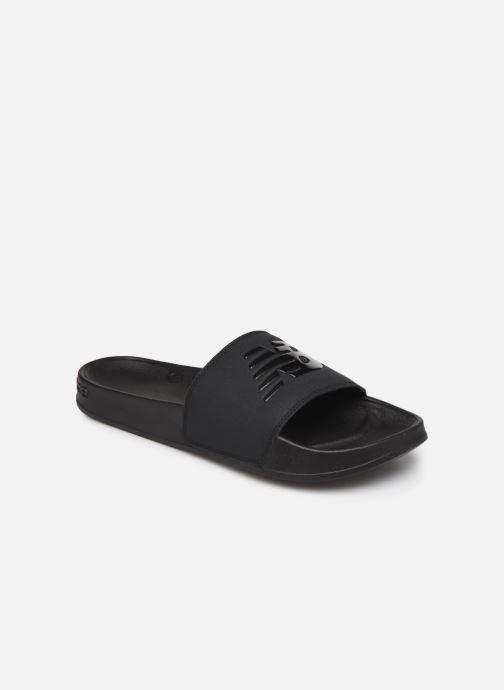 Sandales et nu-pieds New Balance SMF200K1 Noir vue détail/paire