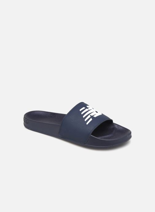 Sandals New Balance SMF200N1 Blue detailed view/ Pair view