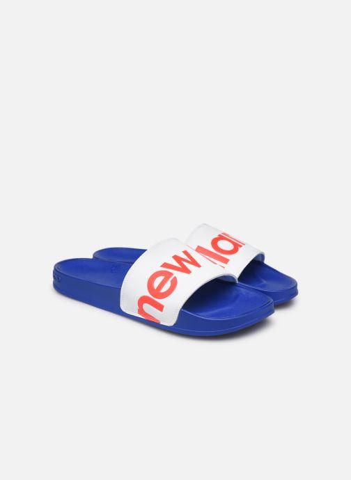 Sandali e scarpe aperte New Balance SMF200P1 Azzurro immagine 3/4