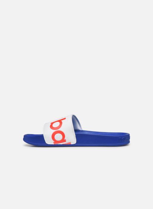 Sandali e scarpe aperte New Balance SMF200P1 Azzurro immagine frontale