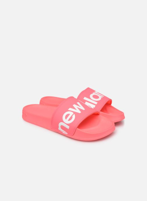 Mules & clogs New Balance SWF200G1 Pink 3/4 view