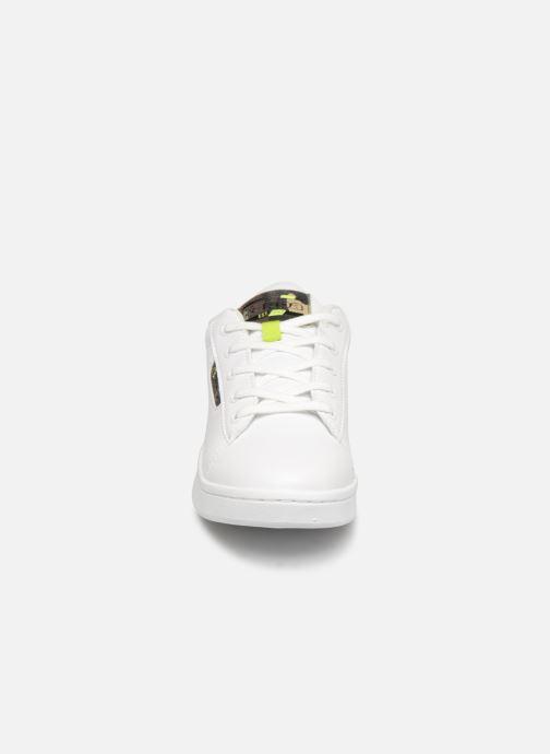 Sneakers Kappa Tchouri Lace Bianco modello indossato
