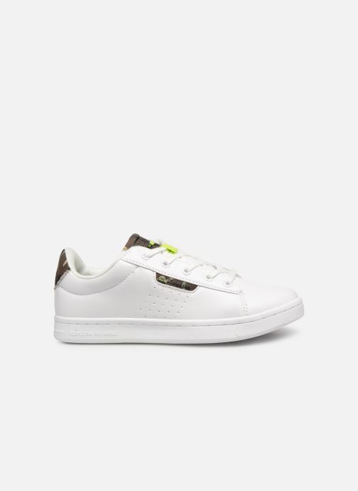 Sneakers Kappa Tchouri Lace Bianco immagine posteriore