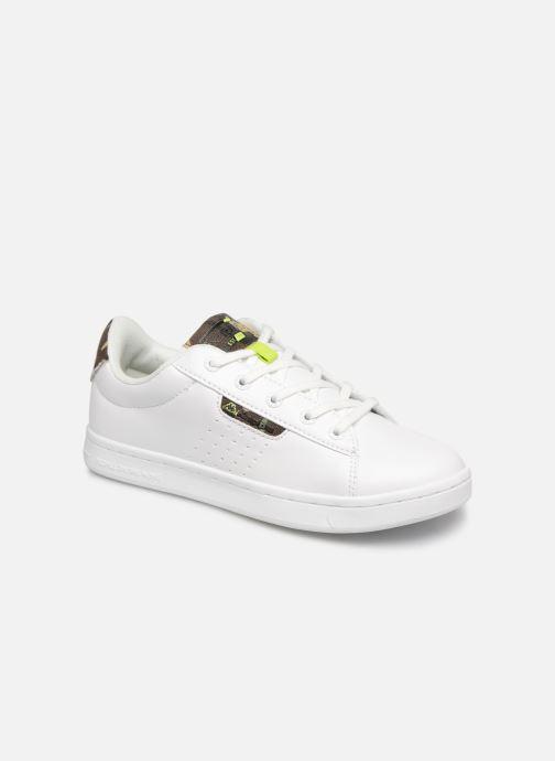 Sneakers Kappa Tchouri Lace Wit detail