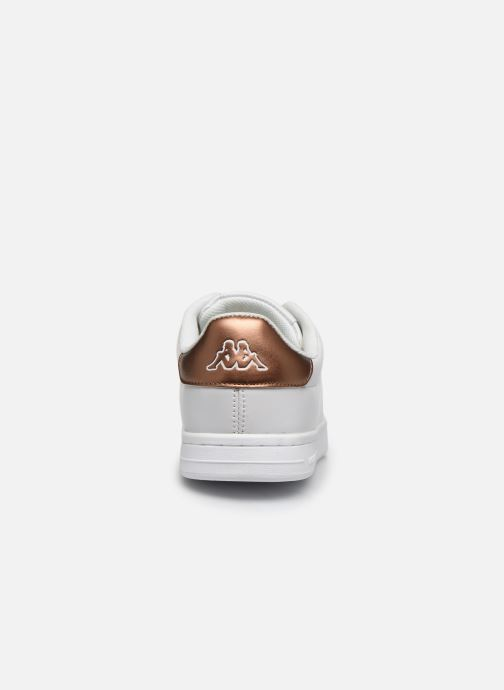 Sneakers Kappa Tchouri Lace Bianco immagine destra